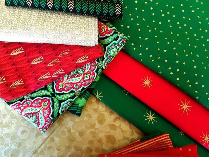 Christmas Metallics