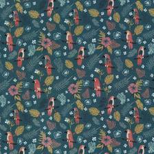Birds-Cotton-Fabric