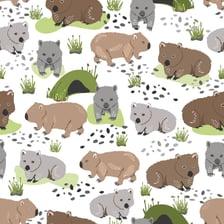 Womats-Cotton-Fabric-Australiana