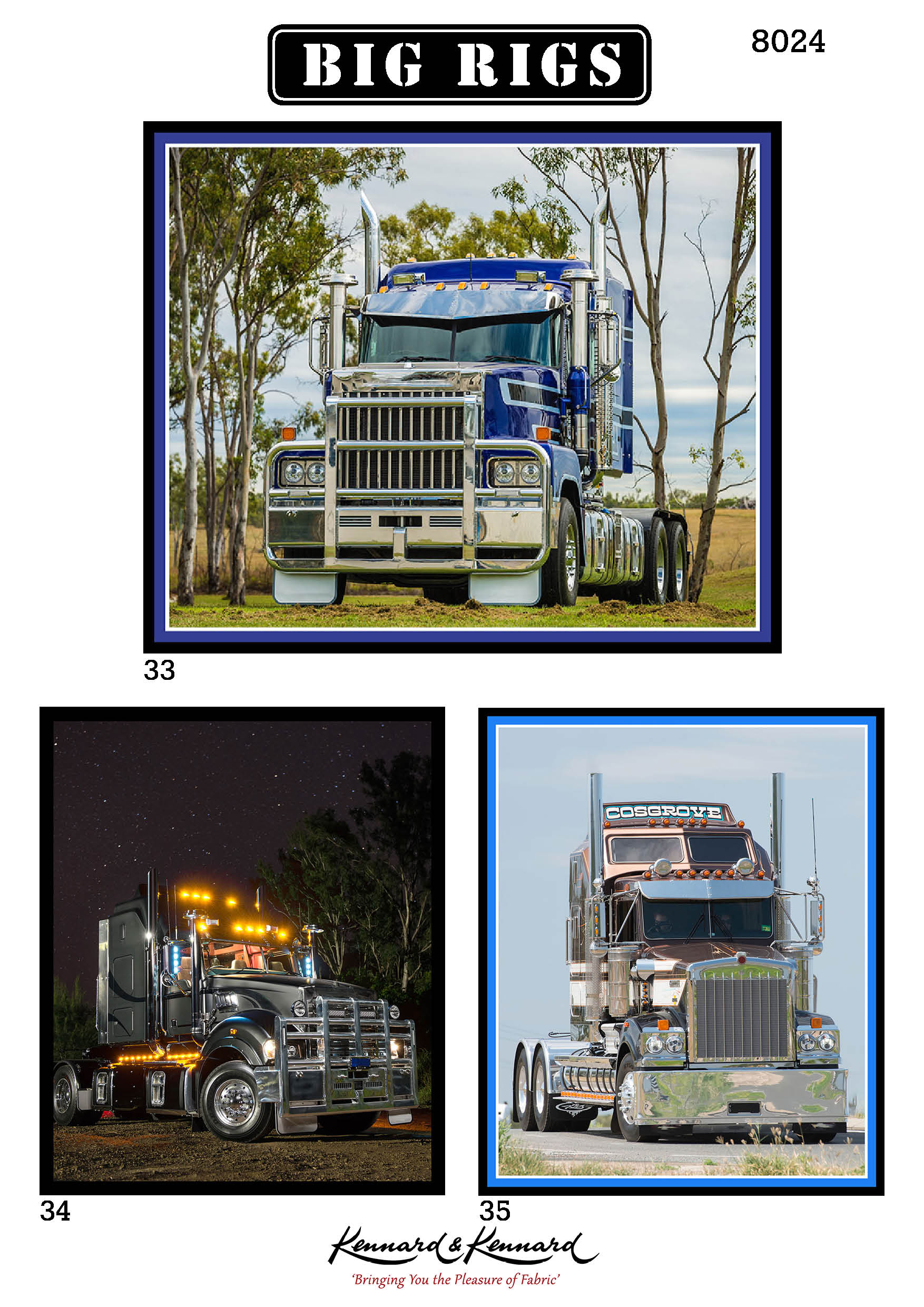 Big Rigs 8024 by Kennard & Kennard2