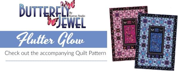 Butterfly Jewel Quilt Pattern