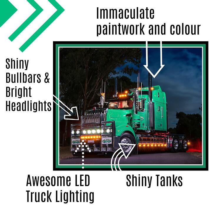 Features of Big Rigs