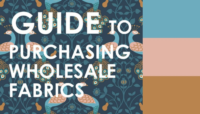 Guide to Wholesale Purchasing of Fabrics