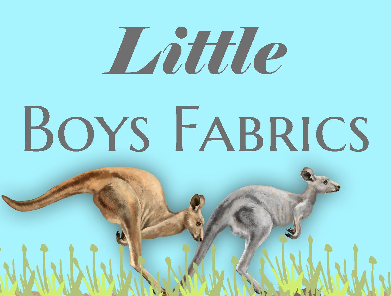 Little Boys Fabrics
