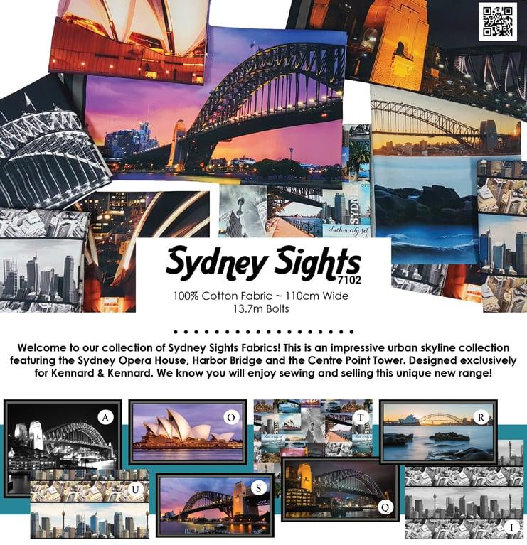 MARCH 2018 Flyer Sydney Sights