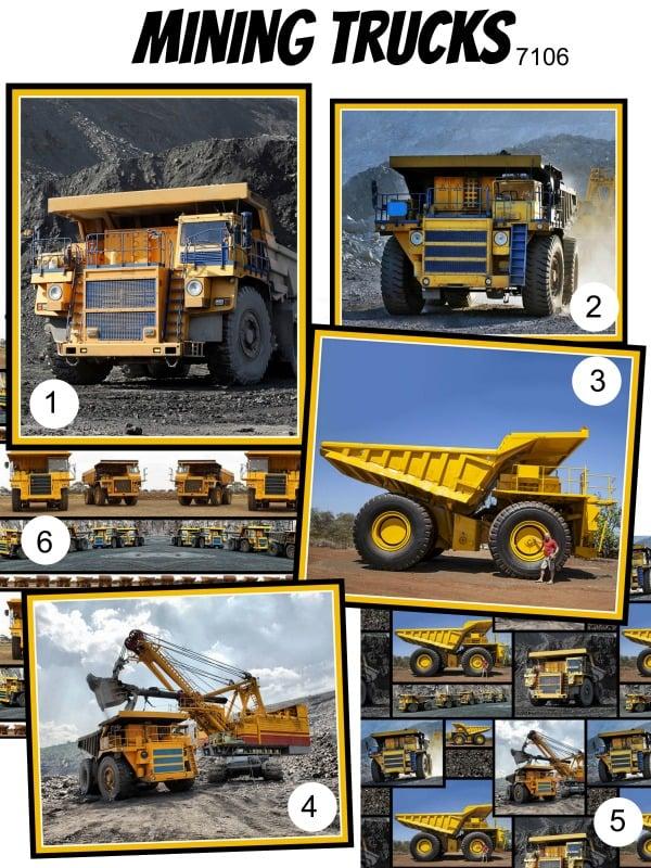 Mining Trucks 7106-1