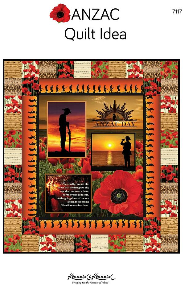 Remembering CAD 7117 Quilt