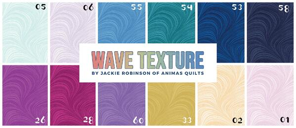 Wave Texture Collage-1