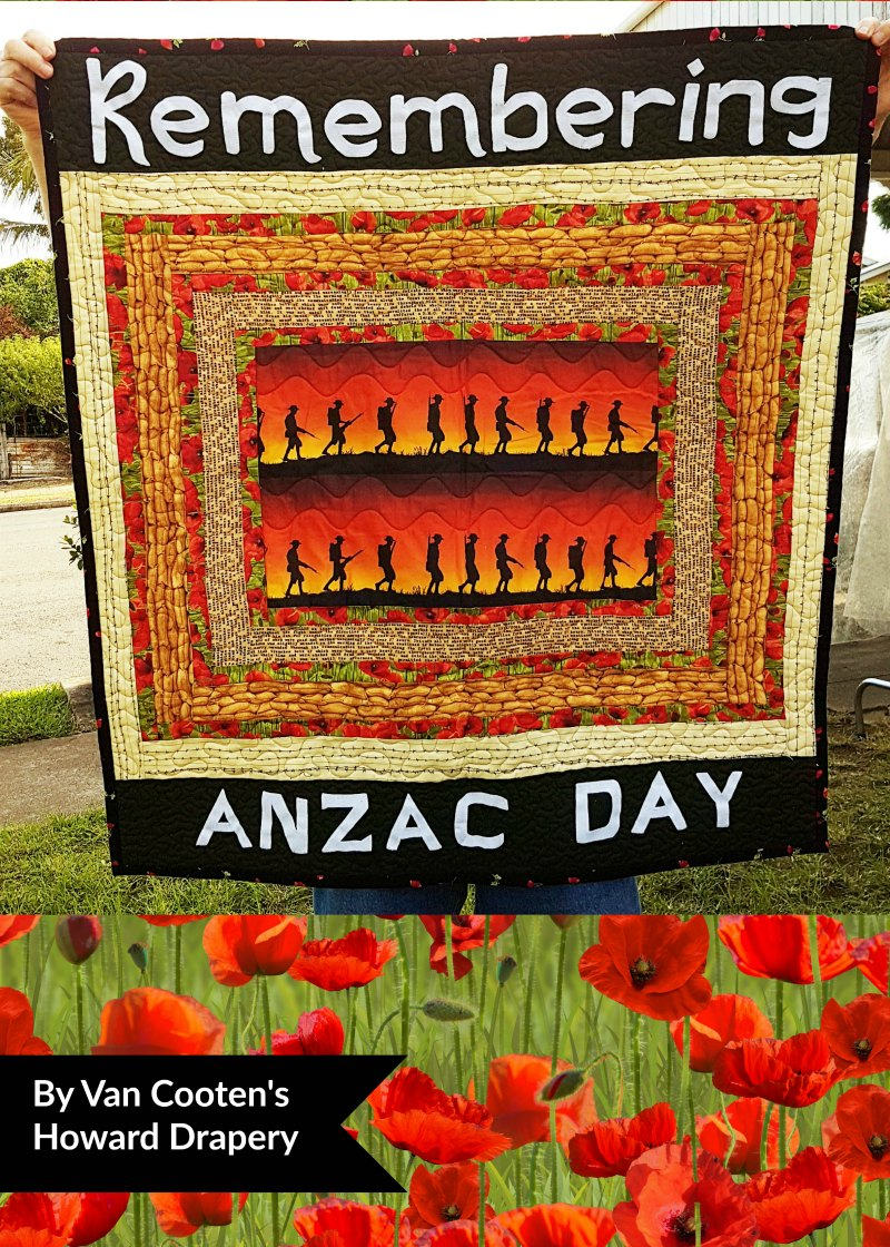 anzac day - by Van Cootens2