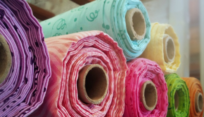 Rolls of Backing Fabrics